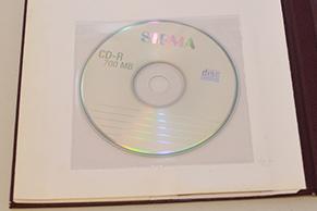 Kapsa na CD